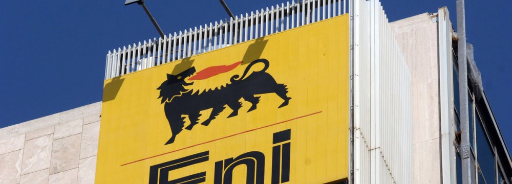 Eni Q1 Loss Larger Than Expected