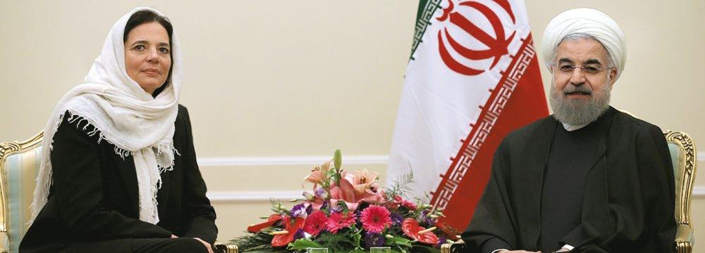 Tehran Welcomes Belgian Firms, Investors