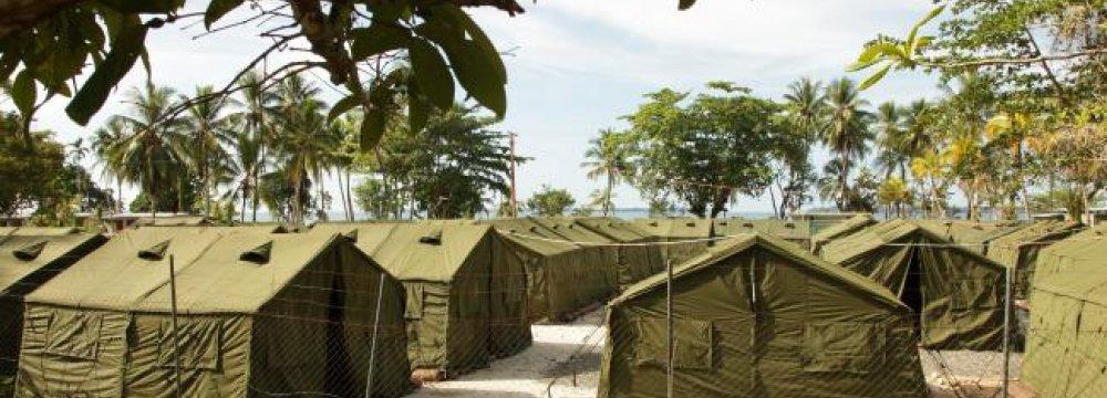 PNG to Shut Manus Island Camp for Asylum Seekers