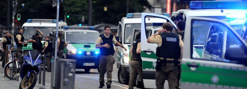 Horror in Munich