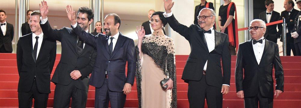 Cannes Hails Iran Cinema