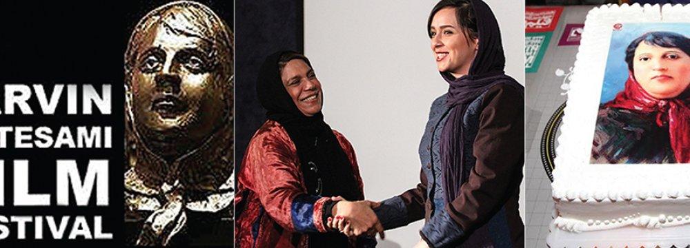 E'etesami Festival  Honors Women's Role in Art