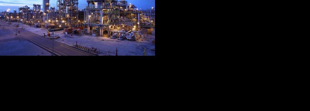 Gas Feedstock Price Set