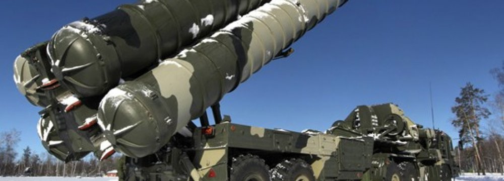 S-300 Talks With Russia Successful