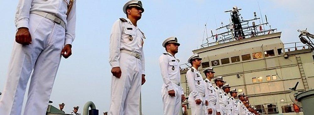 Naval Flotilla Dispatched to High Seas
