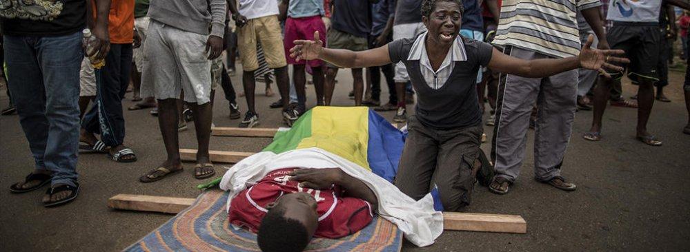 EU Questions Gabon Election Vote Count