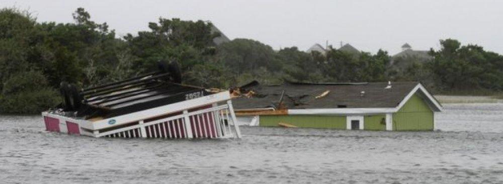 Storm Regains Power to Threaten US Northeast