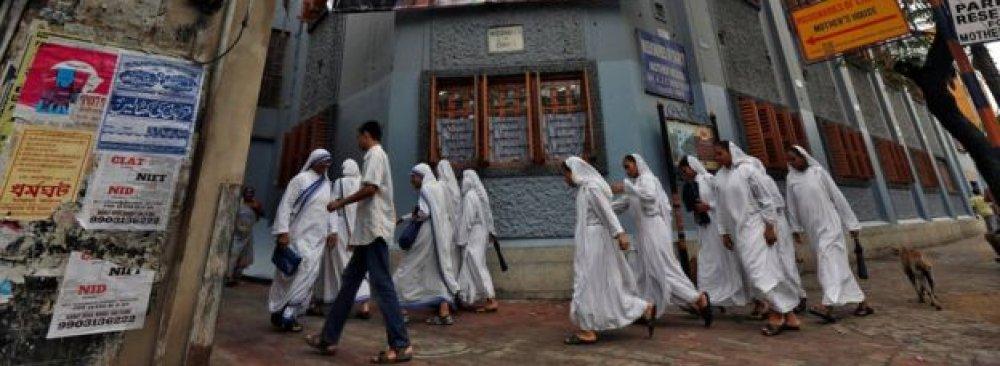 Pope Proclaims Mother Teresa of Calcutta a Saint