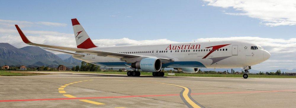Austrian Airlines Starts Vienna-Isfahan Flights