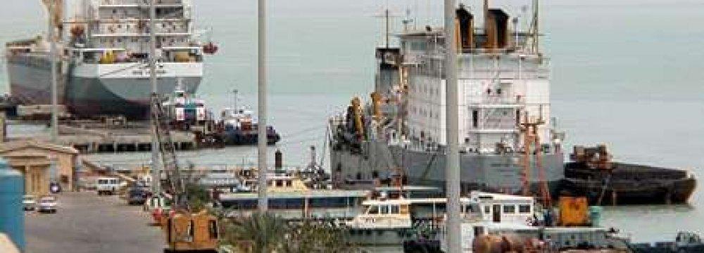 Increase in Ports' Throughput