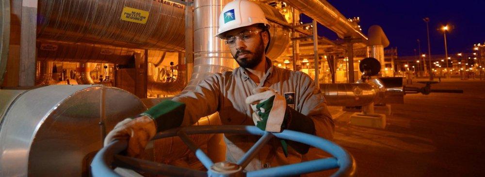 Aramco Raises Oct. Crude Pricing