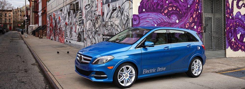 Daimler Plans 6 Electric Car Models