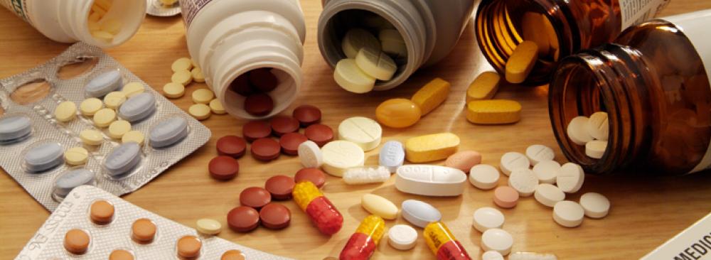 Smuggled Medicines in Market