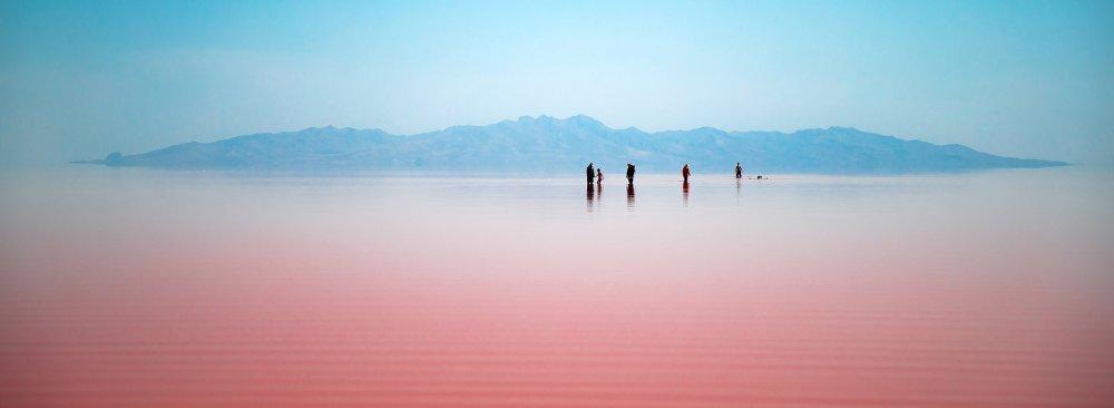 Measures to replenish the lake are gradually paying off. (Photo: Ebrahim Norouzi)