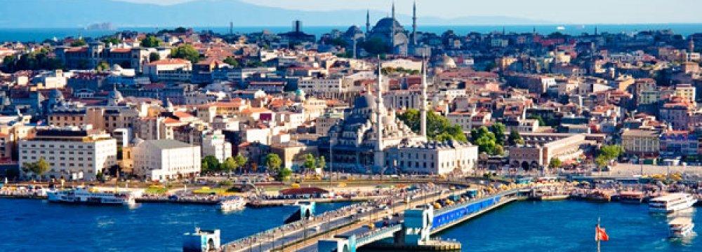Turkey Growth Slows