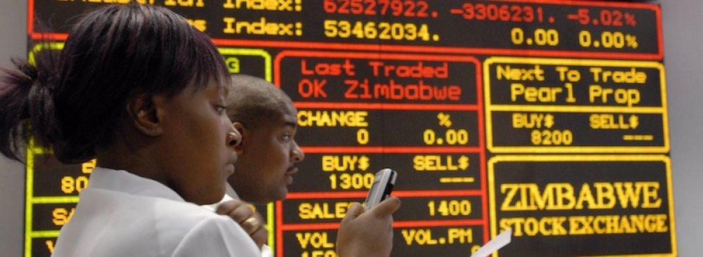 Cash Crunch Scares Away Investors in Zimbabwe