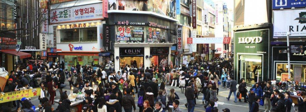 S. Korea Sees Slight Growth in Q2