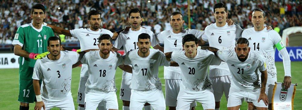 Iran's national soccer team