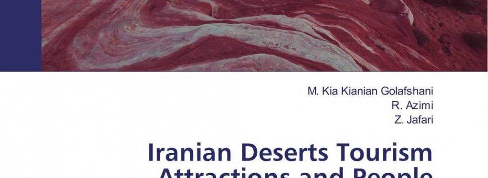 Book on Iranian Deserts