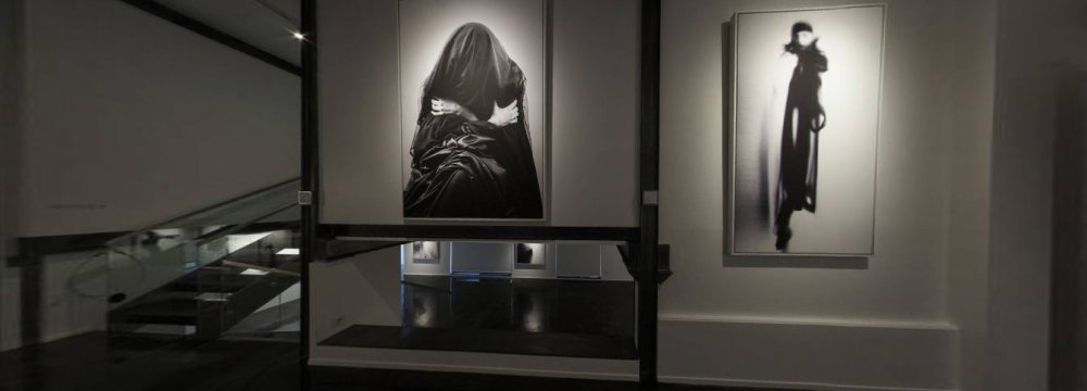 'Veil of Thoughts' Showing at e1 Gallery