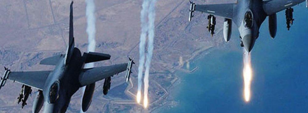 Turkey Hits 12 Targets in Iraq