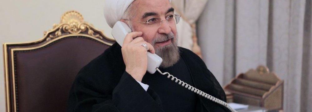 Tehran, Doha Underline Regional Dialogue