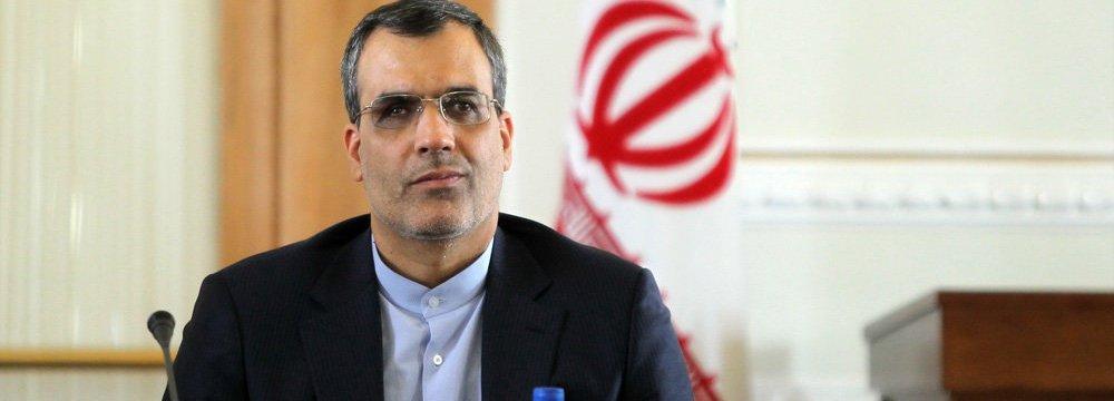Iran Backs Syria Truce
