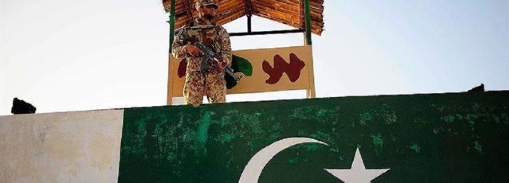 No Tehran-Islamabad Border Dispute