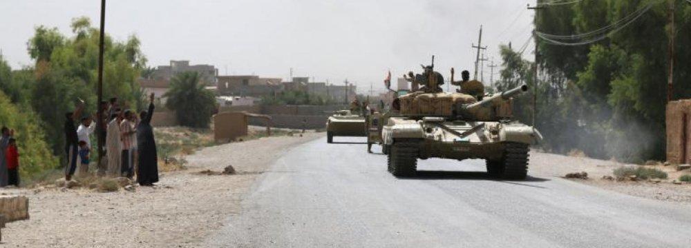 Iraqi Army: Shirqat Recaptured