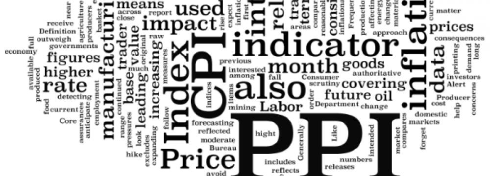 Central Bank: PPI Inflation at 3.2%