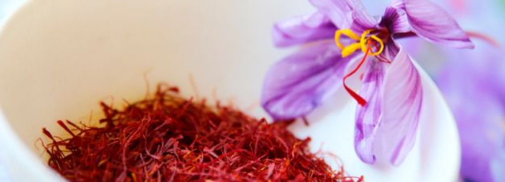 Saffron Output Estimated at 400 Tons From 90,000 Hectares