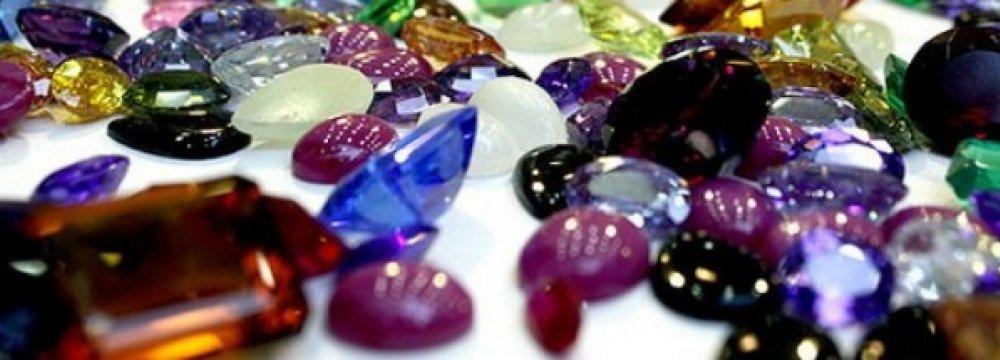 Gemstone Exports Reach $67m