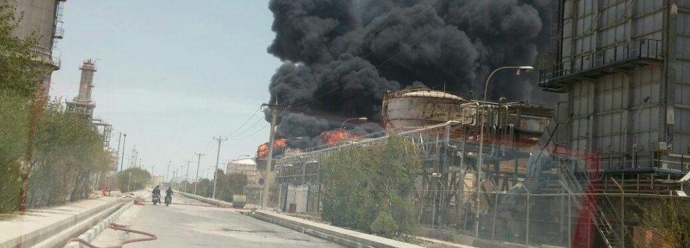 MP Warns Zanganeh About Petrochem Pollution