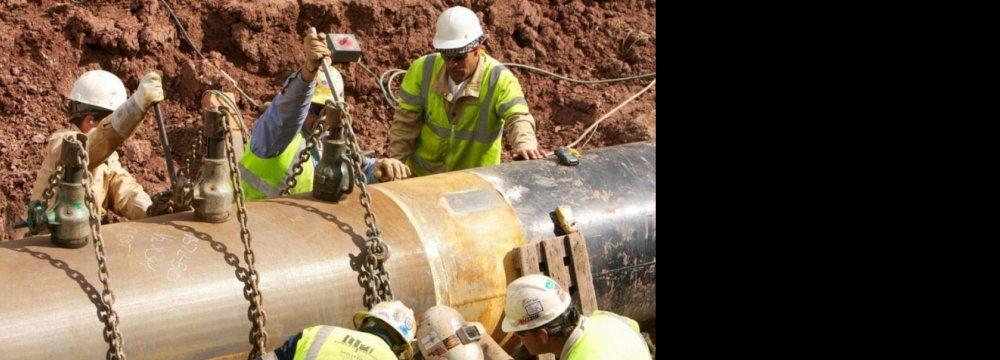 Iraq Repairs Key Oil Pipeline