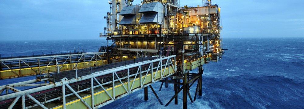 North Sea Resilient to Oil Slump