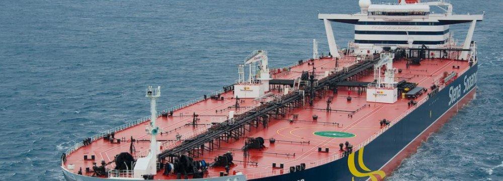 NIOC Exports Oil, Gas Condensates to UK Companies