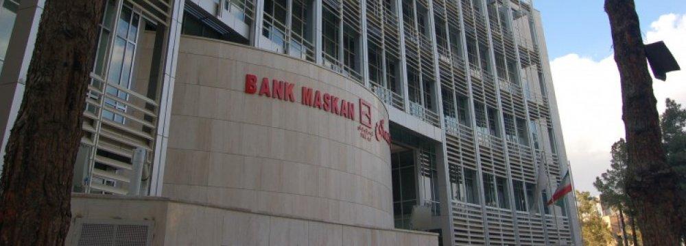 Maskan Restructures CBI Debt