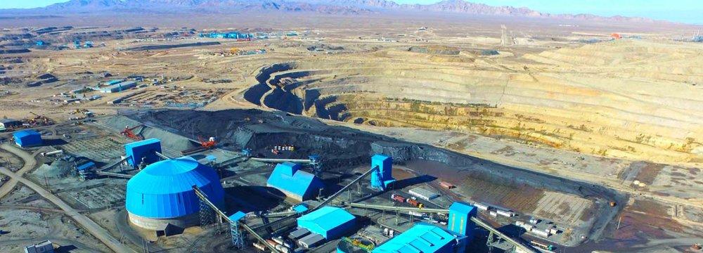 Iran to Halt Export of Iron Ore, Ship Pellets Instead