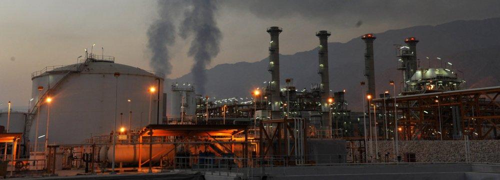 Oil Sales Via IRENEX