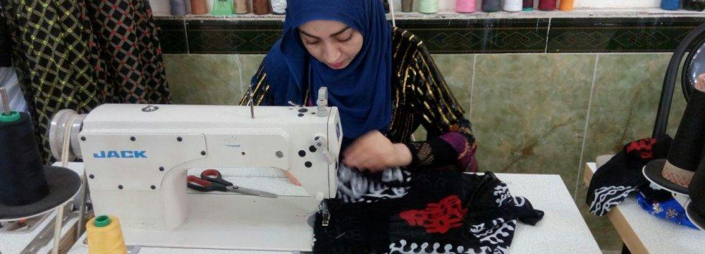 IKRC Support to Female Breadwinners