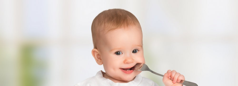 Babies Chew on Social, Cultural Cues at Mealtime