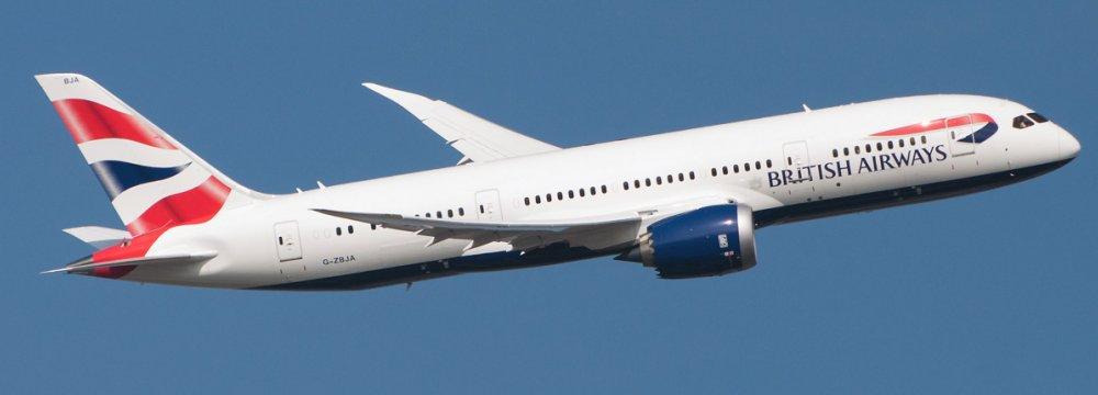 BA Flights and Iranian Tourism