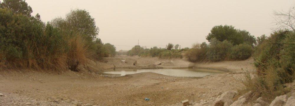 Farmers Divert Water From Kor River, Kill Marine Life