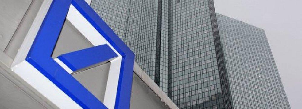 Deutsche Bank Under Pressure