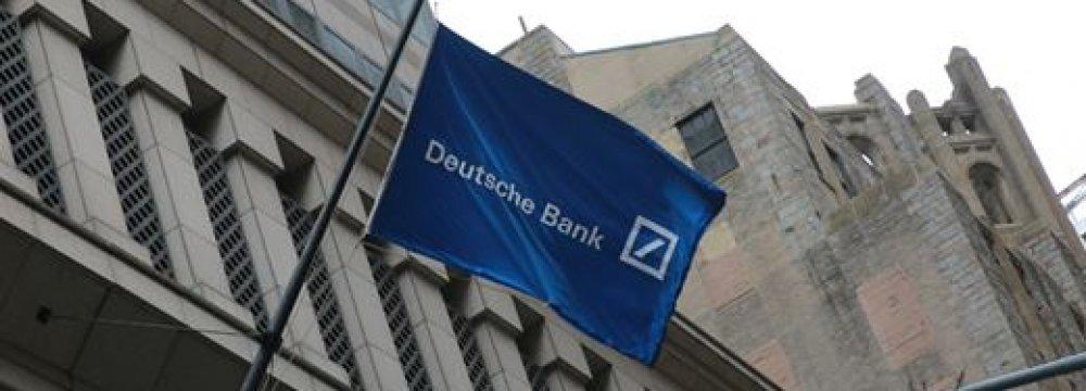 Deutsche Rebuffs $14b US Penalty