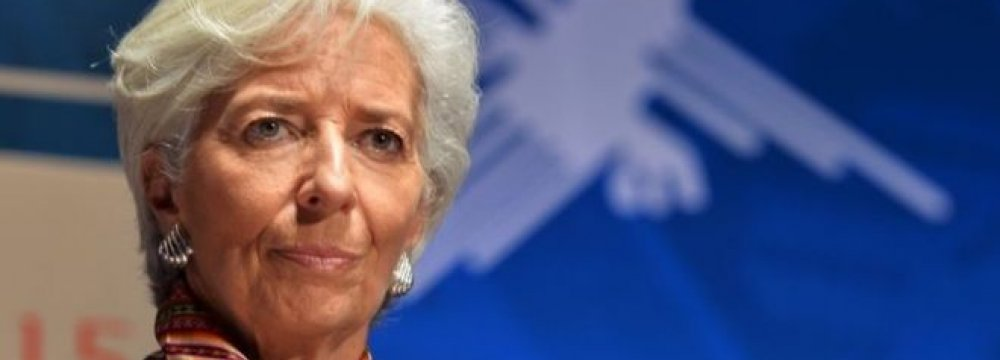 Lagarde to Stand Trial