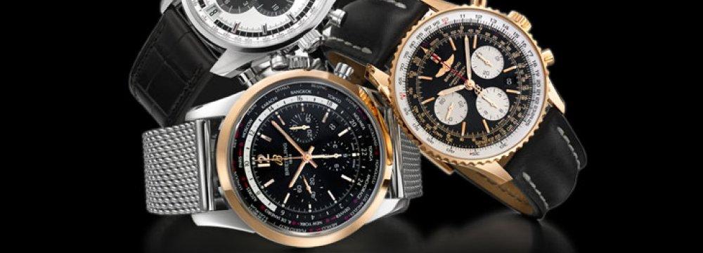 Swiss Watch Export Slump Continues