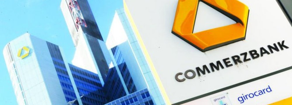 Commerzbank to Cut 9,600 Jobs