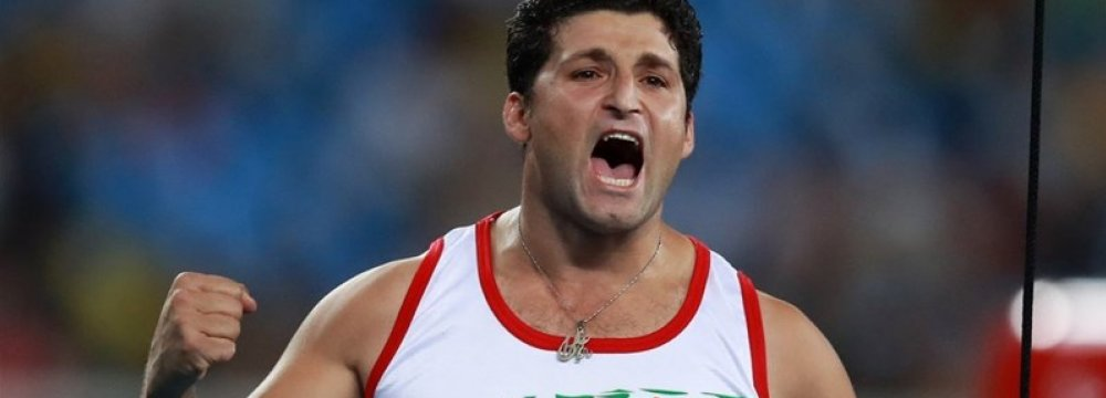 4 More Medals for Iran Paralympians in Rio