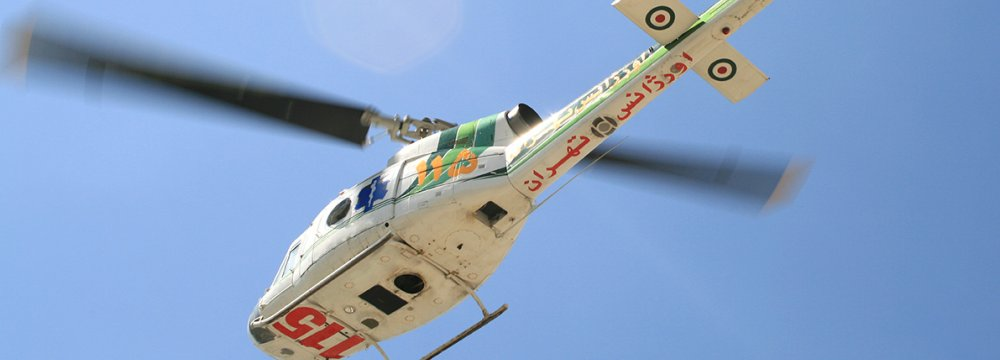 Expansion of Air Ambulance  Services